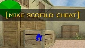 Скачать Mike Scofild Cheat v3 кс 1.6